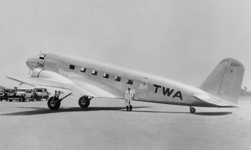 historia de la aviación civil
