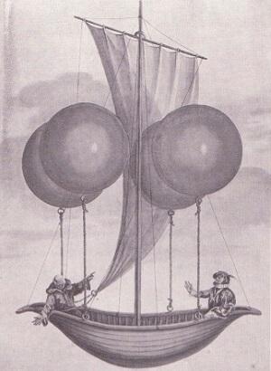 aeronave de hidrógeno