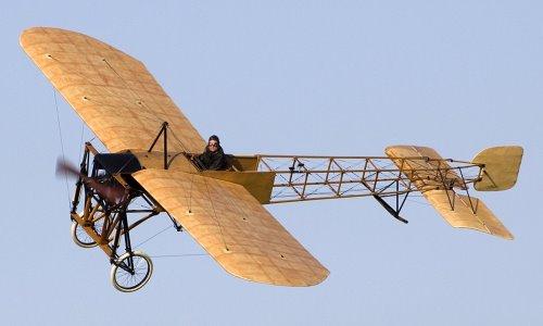 Evolución del avión